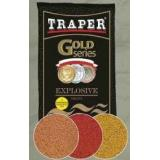Прикормка TRAPER Gold Series EXPLOSIVE Red